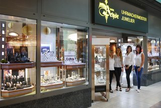 Juwelier Beyse im Neustadt Centrum Halle (Saale)