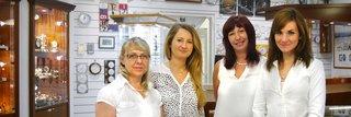 Team in der Filiale Neustadtcenter, Juwelier Beyse